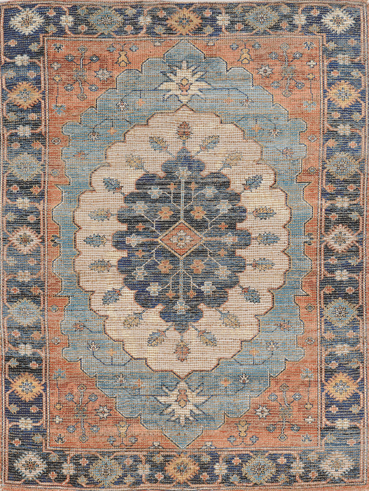 KAS Morris 2224 Blue Area Rugs