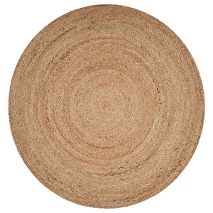 LR Home Natural Jute NATUR50136NAT Area Rug