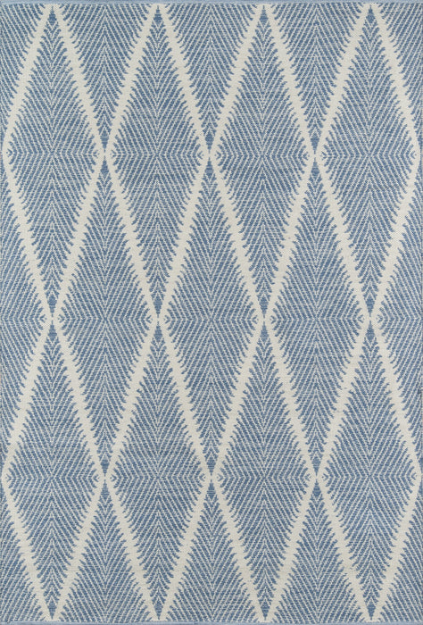 Erin Gates River RIV-1 Denim Area Rug By Momeni