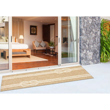 Liora Manne Capri 1636/12 Ropes Neutral Area Rug by Trans Ocean