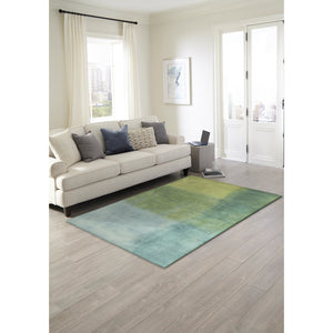 Liora Manne Piazza 7283/04 Watercolors Sea Breeze Area Rug by Trans Ocean