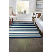 Liora Manne Sorrento 6301/03 Tribeca Water Area Rug by Trans Ocean