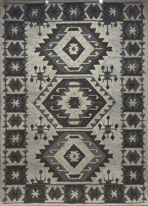 LR Home TM Wool RUGSA99653GRY Area Rug