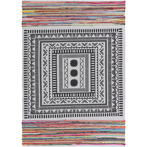 LR Home Vogue VOGUE99132MLT Area Rug