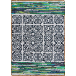 LR Home Vogue VOGUE99971BMU Area Rug