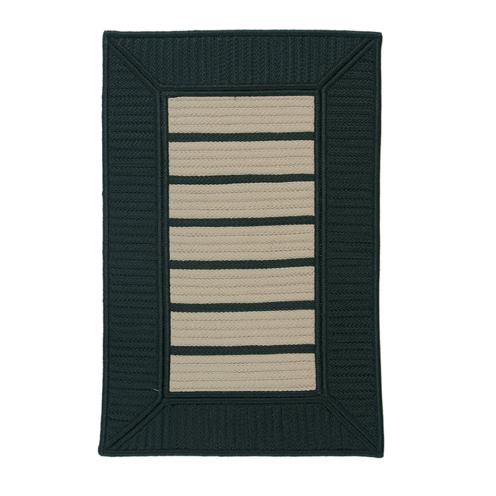 Colonial Mills Vizima  VZ35 Green  Area Rug