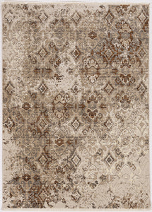 KAS Westerly 7654 Sand Area Rug