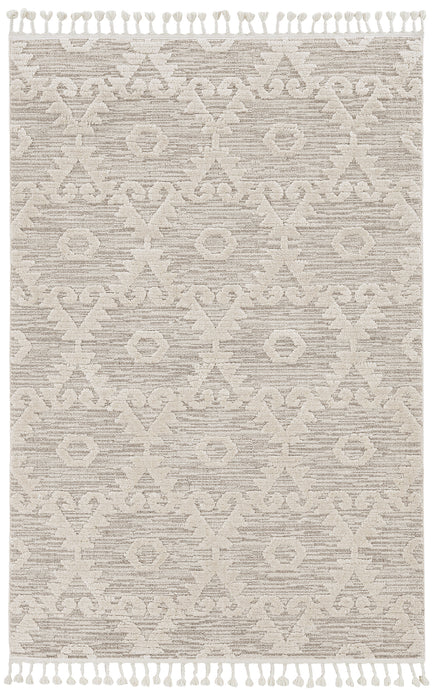 KAS Willow 1103 Ivory Beige Area Rug