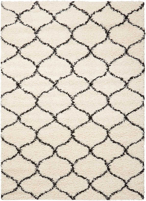 Nourison Windsor WIN01 Ivory Area Rug