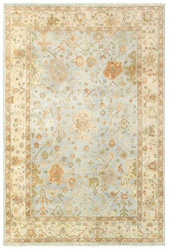 Tommy Bahama Palace 10304 Blue Area Rug by Oriental Weavers