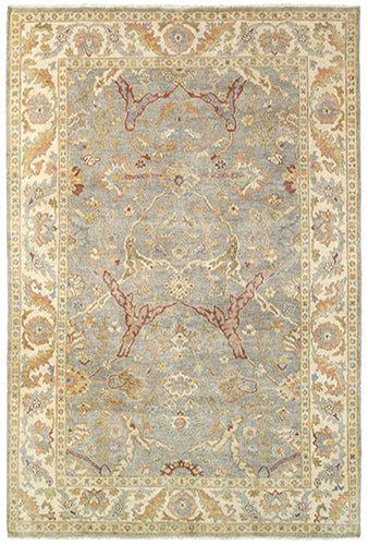Tommy Bahama Palace 10305 Grey Area Rug by Oriental Weavers