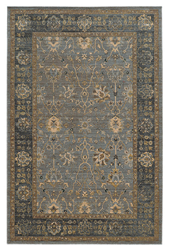 Tommy Bahama Vintage 53400 Blue Area Rug by Oriental Weavers