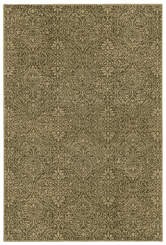 Tommy Bahama Voyage 091P0 Green Area Rug by Oriental Weavers