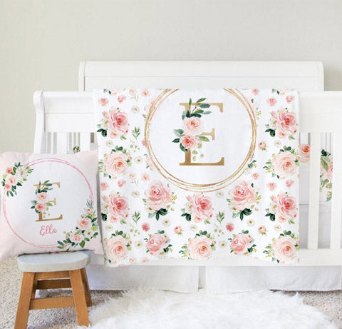 Blush Florals Collection