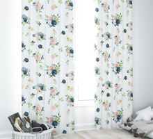 Load image into Gallery viewer, Nursery Curtains - Moonlight Lullabies Collection