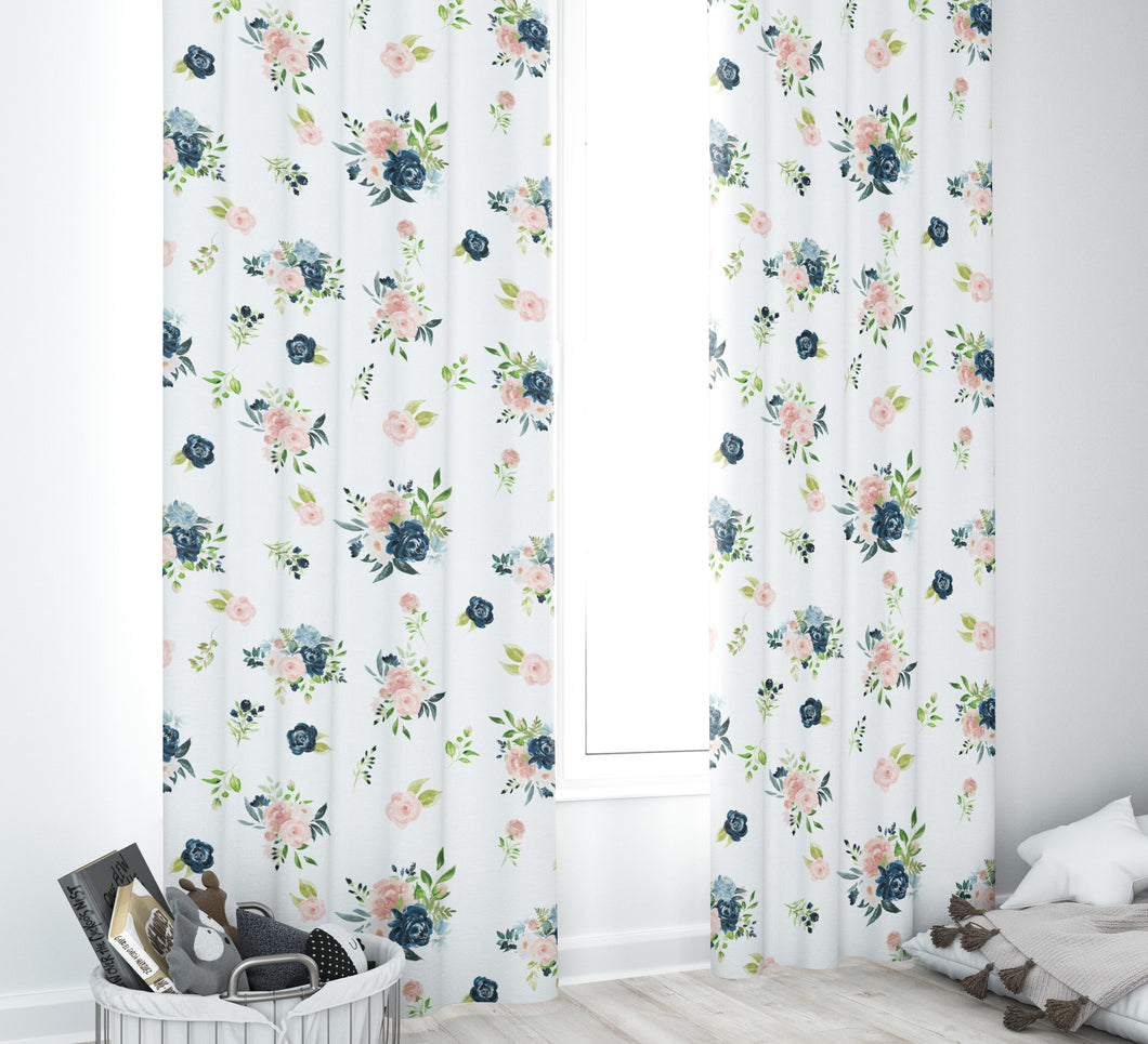 Nursery Curtains - Moonlight Lullabies Collection