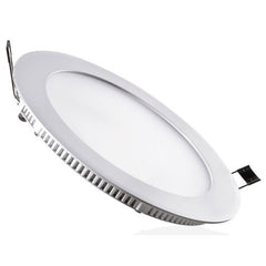 DOWNLIGHT LED EXTRAPLANO 18W REDONDO  ALUMINIO 3000K