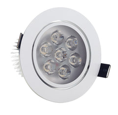 Empotrable Led orientable 7W