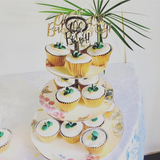 Oh Baby! Cupcake Toppers - The Pretty Prop Shop Parties, Auckland New Zealand