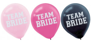 Team Bride Balloons - The Pretty Prop Shop Parties, Auckland New Zealand