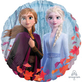Frozen 2 45cm Foil Balloon - The Pretty Prop Shop Parties, Auckland New Zealand