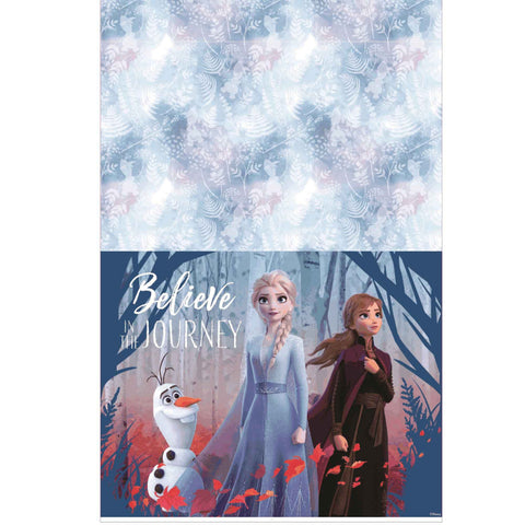 Frozen 2 Paper Tablecover - The Pretty Prop Shop Parties, Auckland New Zealand