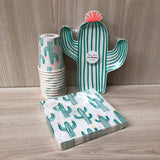 Cactus Napkins - The Pretty Prop Shop Parties, Auckland New Zealand