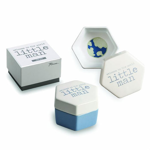 Little Man Keepsake Box - The Pretty Prop Shop Parties, Auckland New Zealand