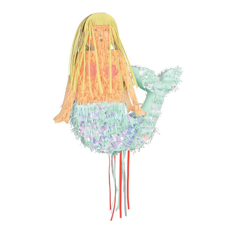 Mermaid Piñata - The Pretty Prop Shop Parties, Auckland New Zealand