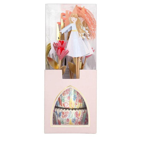 Magical Princess Cupcake Kit - The Pretty Prop Shop Parties, Auckland New Zealand