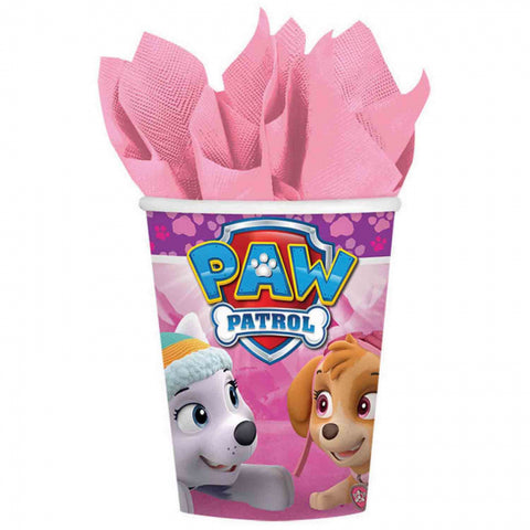 Paw Patrol Girl Paper Cups