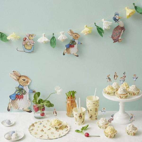 Peter Rabbit™ & Friends Cake Toppers