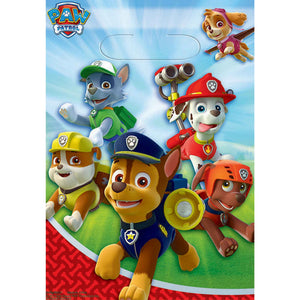 Paw Patrol Loot Bags - The Pretty Prop Shop Parties, Auckland New Zealand