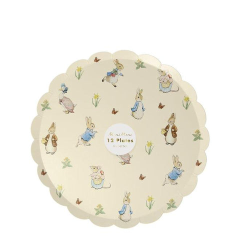 Peter Rabbit™ & Friends Side Plates - The Pretty Prop Shop Parties, Auckland New Zealand