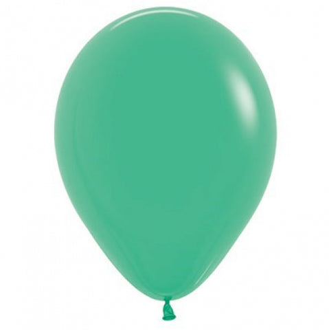30cm Balloon Green (Single) - The Pretty Prop Shop Parties, Auckland New Zealand