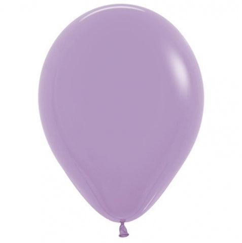 30cm Balloon Lilac (Single) - The Pretty Prop Shop Parties, Auckland New Zealand