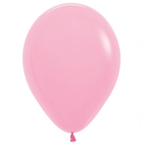 30cm Balloon Pink (Single) - The Pretty Prop Shop Parties, Auckland New Zealand