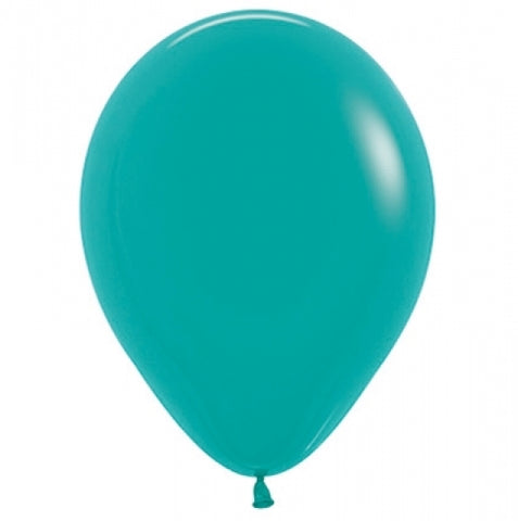 30cm Balloon Turquoise (Single) - The Pretty Prop Shop Parties, Auckland New Zealand