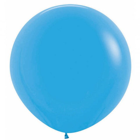 60cm Balloon Blue (Single)
