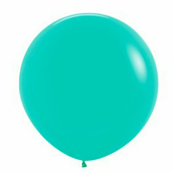90cm Balloon Aquamarine Green (Single)