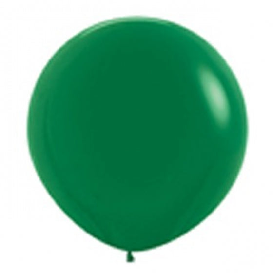 90cm Balloon Forest Green (Single)