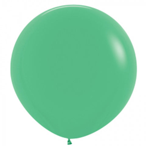 90cm Balloon Green (Single)