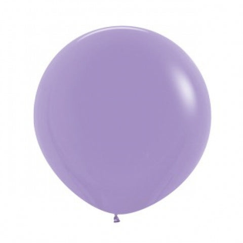 90cm Balloon Lilac (Single)