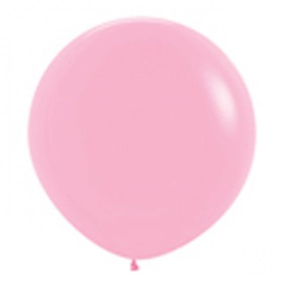 90cm Balloon Pink (Single)