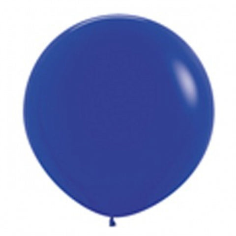 90cm Balloon Royal Blue (Single)