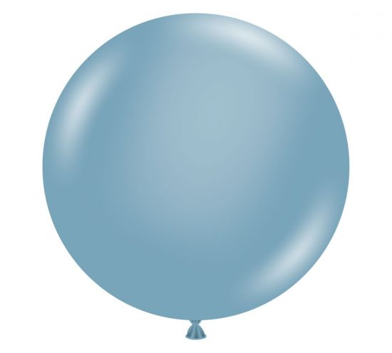 90cm Balloon Blue Slate (Single)
