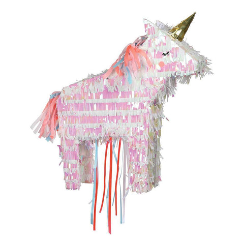 Unicorn Piñata - The Pretty Prop Shop Parties, Auckland New Zealand