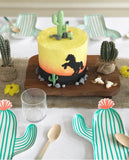 Cactus Plates - The Pretty Prop Shop Parties, Auckland New Zealand