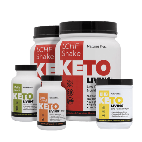 KetoLiving Chocolate Lovers Stack