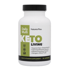 KetoLiving Daily Multi Capsules